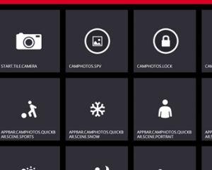 Windows Phone 8.1 : une ribambelle de nouvelles icônes