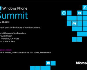 Windows Phone 8 sera officialisé le 20 juin au Windows Phone Summit