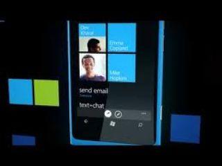 Le Nokia Lumia 800 sur France 24