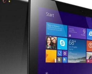 Lenovo ouvre le bal en annonçant la première tablette sous Windows 10