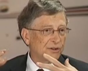 """""""Les utilisateurs d'Ipad sont frustrés"""" selon Bill Gates"""