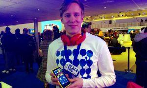 [MWC2013] Interview - Démonstration vidéo de Nokia Place Tag