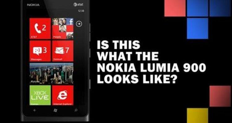 Apparition du Lumia 900 dans WP Bench