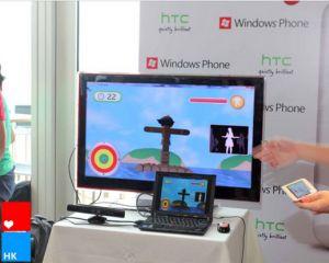 Microsoft montre l'intégration de Kinect avec Windows Phone Mango