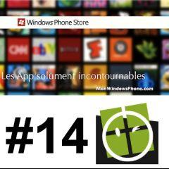 Les app'solument incontournables #14