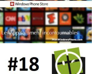 Les App'solument Incontournables #18