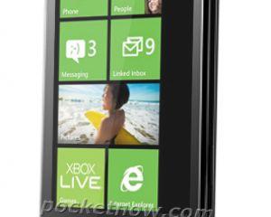 Le LG Miracle : un nouveau Windows Phone annoncé