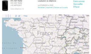 [Tuto] Localiser votre Windows Phone à distance