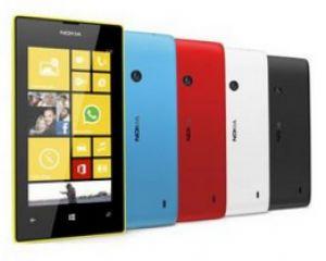 Le Nokia Lumia 520 est disponible chez SFR et B&You