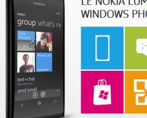 Le Nokia Lumia 800 prochainement en Belgique