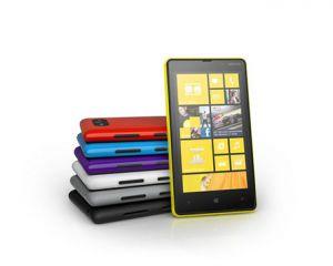 Les coques du Lumia 820 personnalisables avec une imprimante 3D