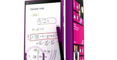 "Concept : Le Nokia Lumia ""Note"" sous Windows Phone 8"
