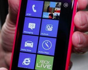 L'écran du Nokia Lumia 800 testé en plein soleil : excellent !