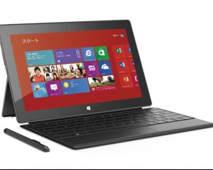 Une version de la Surface Pro avec SSD de 256Go au Japon