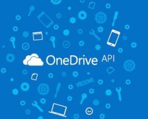 OneDrive pourrait s'étendre à d'autres apps grâce à une nouvelle API