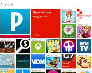Nouveau look et fonctions pour le site et le Marketplace Windows Phone