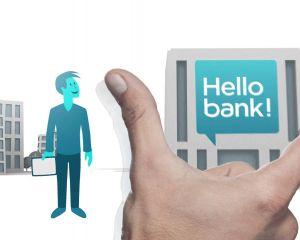 Hello Bank ! débarque enfin sur Windows Phone