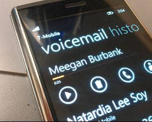 Le point sur la messagerie vocale visuelle dans WP7 Mango