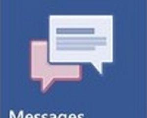 Le Hub Messages envoie les messages aux contacts Facebook hors ligne
