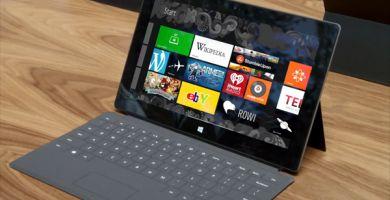 Windows RT : les applications universelles Windows 10 non supportées