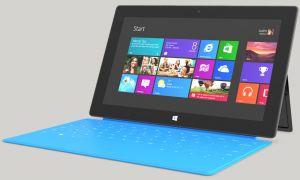 La Microsoft Surface fait surface en magasin