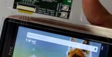 Microsoft Research : un rendu de ce que pourrait être le 3D Touch