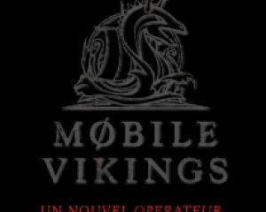 Mobile Vikings : 15€ pour 2Go de data et 1000 SMS