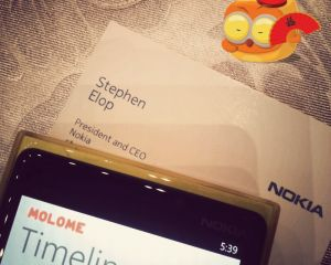 Molome : teaser d'une appli concurrente à Instagram pour Windows Phone