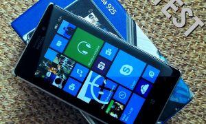 Test du Nokia Lumia 925 sous Windows Phone 8