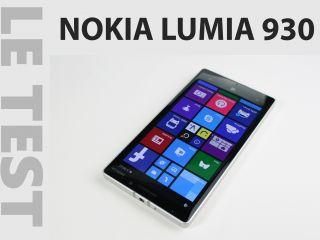 Test du Nokia Lumia 930 sous Windows Phone 8.1