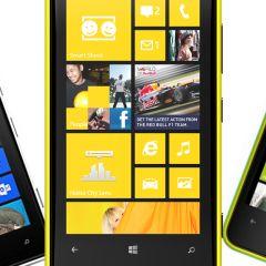 Mises à jour annoncées pour les Nokia Lumia 920, 820 et 620