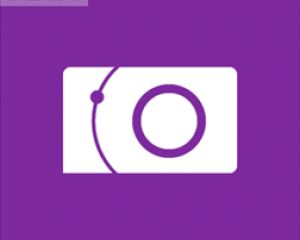 Nokia Camera (bêta) dispo pour tous les Nokia Lumia WP8