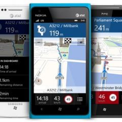 Here Drive / Transit / Maps, disponible en France pour tous les WP8
