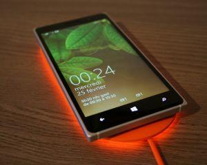Test du chargeur sans fil Nokia DT-903