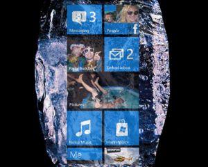 Le Nokia Ice : un nouveau prototype de Windows Phone ultra frais !