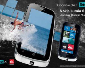 Lancement du Nokia Lumia 610 Quiksilver : interview de Nokia