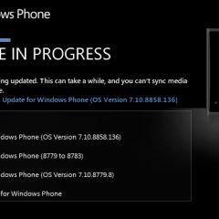 Windows Phone 7.8, la mise à jour déjà en cours de déploiement ?
