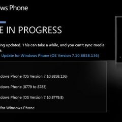 La mise à jour Windows Phone 7.8 sera bien pour 2013