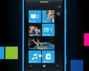 Vidéos démo du Nokia Lumia 800, de Nokia Drive et de Nokia Music