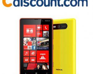 [Bon plan] Nokia Lumia 820 à 246,99€, Samsung ATIV S à 238,99€