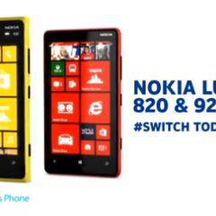 It's time to #Switch : la nouvelle pub 2013 des Nokia Lumia UK