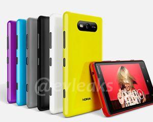 Les Nokia Lumia 820 et Nokia Lumia 920 leakés ?