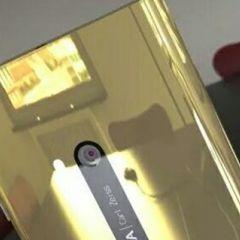 Un Nokia Lumia 920 recouvert d'or, ça vous dit ?