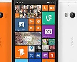 Le Nokia Lumia 930 en précommande avec l'opérateur SFR