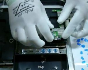 Visite des usines qui fabriquent et testent les smartphones Nokia
