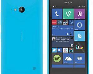 [Bon plan] Le Nokia Lumia 735 Cyan à 174€ sur RueDuCommerce
