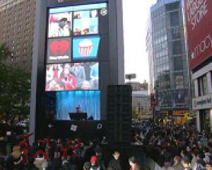 L'évènement Windows Phone à New York en une seule vidéo !
