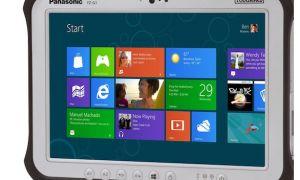 Panasonic ToughPad FZ-G1,la tablette Windows 8 la plus chère du marché