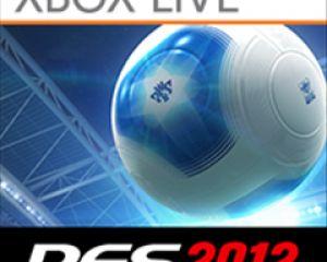 PES 2012 est le jeu Xbox LIVE de la semaine