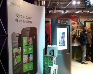 Windows Phone présent à la Paris Game Week [MAJ]
